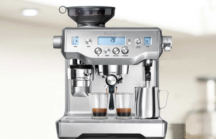 The Breville Oracle™ Home or Office Machine