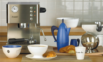 Avanti Parma Home Espresso Machine