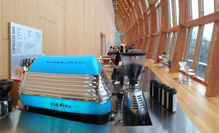 Elektra Classic Barlume Espresso Machine