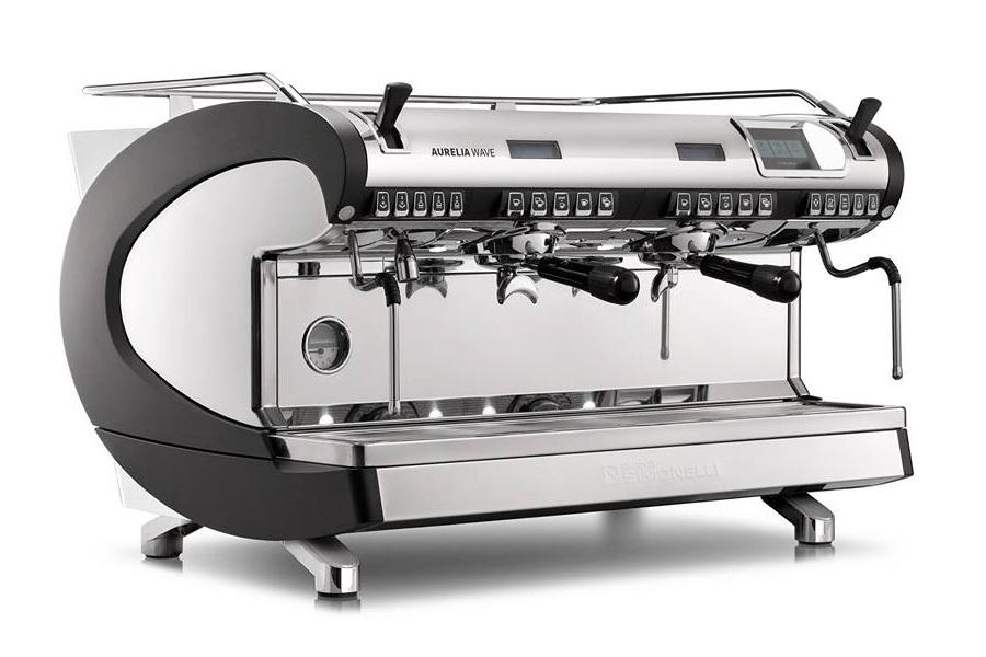 Nuova Simonelli Aurelia Wave T3 Amp Digit Espresso Machine