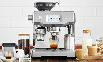 The Breville Oracle & Oracle Touch Home or Office Machine
